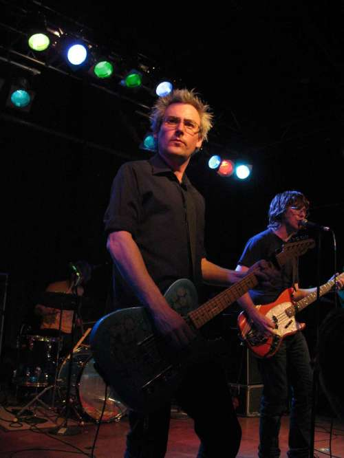 Sloan at Neumo's