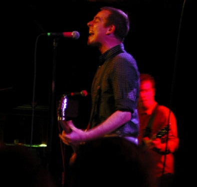 Ted Leo at KEXP/Triple Door Show, Seattle
