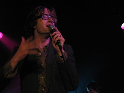 Jarvis Cocker at the Showbox, Seattle