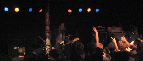 Agent Orange at El Corazon, Seattle