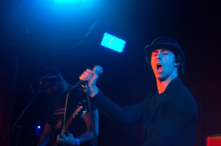 Maximo Park at Chop Suey, Seattle