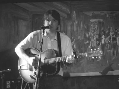 Darren Hanlon at the Sunset Tavern,Seattle