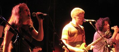 New Pornographers at the Showbox, Seattle