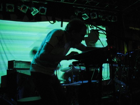 Caribou at Neumo's