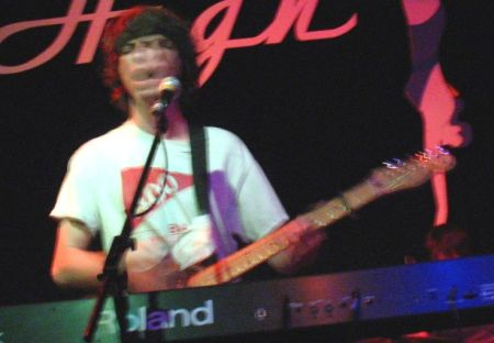 Euros Childs getting ghostly on Halloween