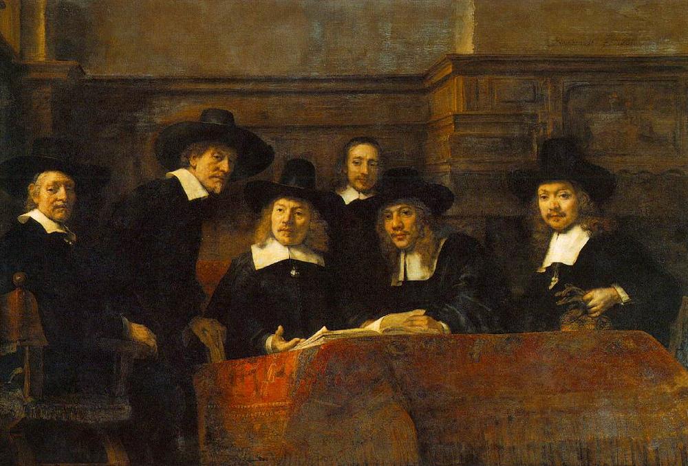 Rembrandt's Dutchmaster