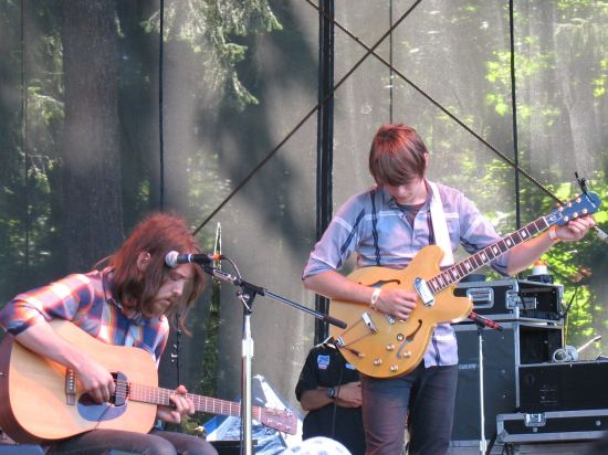 Fleet Foxes at SP20