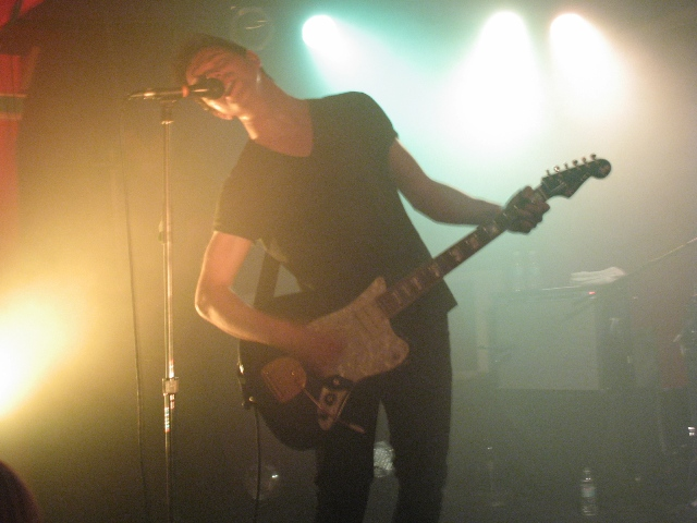 Glasvegas at Chop Suey