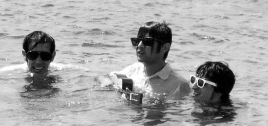 Love Boat Capsized