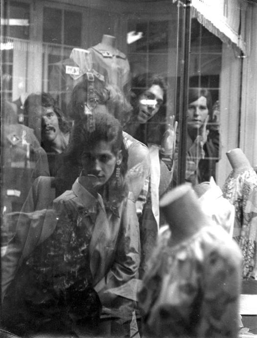 Mirrors - Cleveland's pre-punk