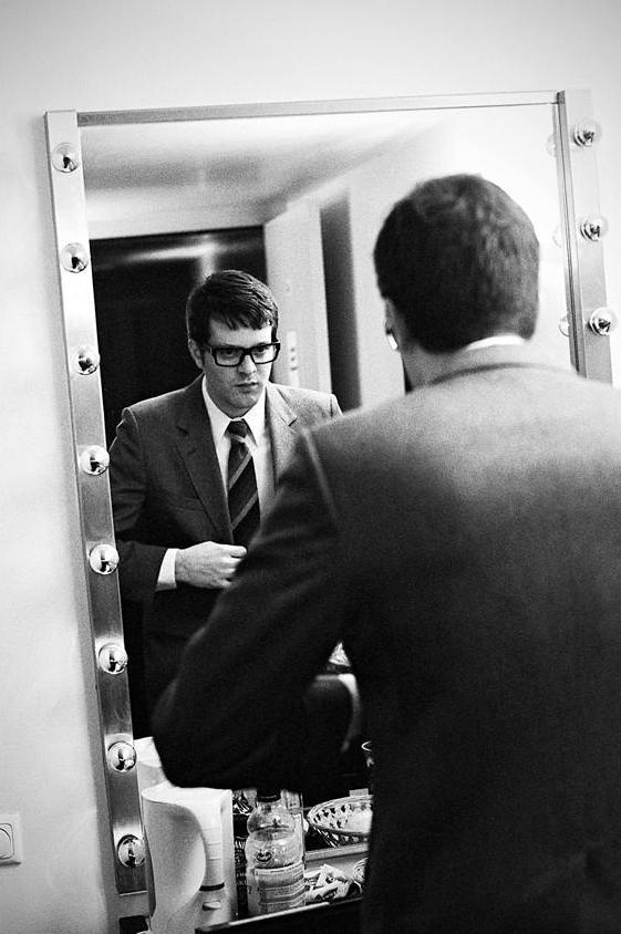 Mirror, Mirror, Mayer Hawthorne