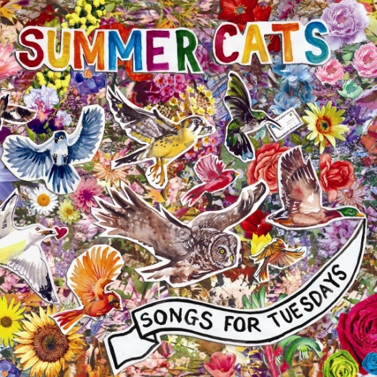 summer cats songs for tuesdays
