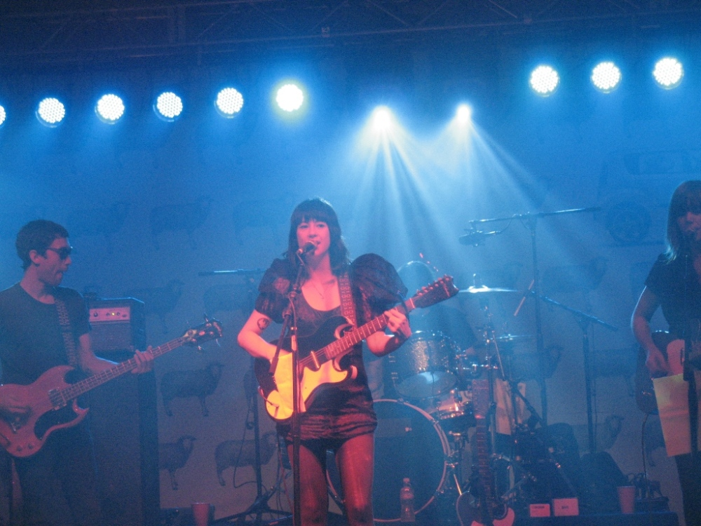 dum dum girls 4 KIA