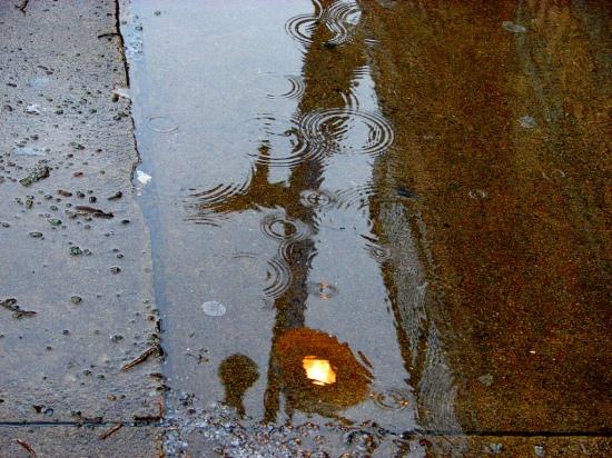 It Always Rains In My Town
