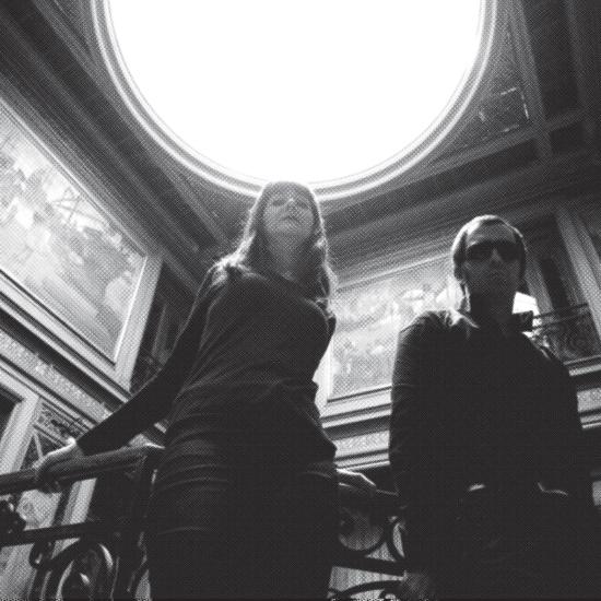 Liminanas et la musique d'ascenseur