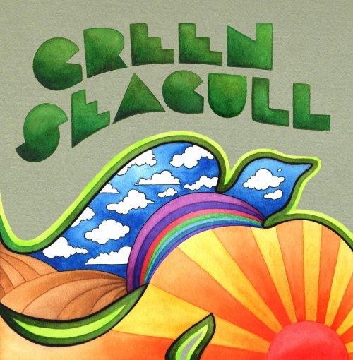 greeseagull